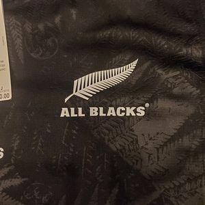 adidas Shirts - NWT Adidas All Blacks Rugby World Cup Japan Jersey